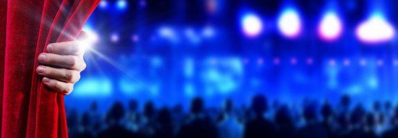 Googosh und Ebi hatten ihr erstes und einziges gemeinsames Konzert in der Lanxess Arena in Köln. © Sergey Nivens @ Shutterstock.com