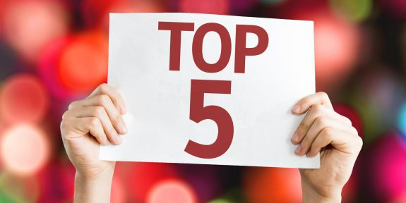 Das sind die 5 besten Werbekampagnen 2015 des ep communication-Teams