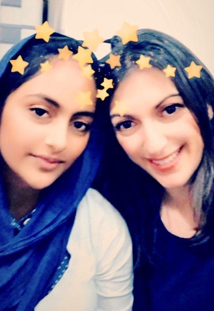 Meine Ziehtochter aus dem Iran